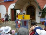 Divadlo - Čarodejnice z kumbálu