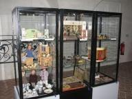 Výstava historických hraček ze sbírky M. Kollárové