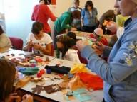 Výroba textilních hraček