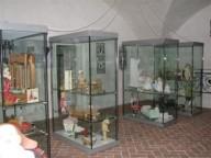 Historické hračky ze sbírky Milady Kollárové