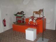 Houpací koně ze sbírky Milady Kollárové