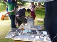 Hrčířský kruh keramického atelieru Minet