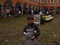 Nejmladší účastník hračkářského trhu