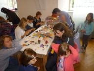 8. Tvoření textilních maňásků
